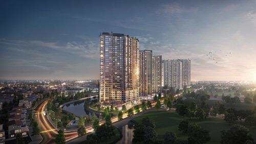 Aqua Bay Sky Residences - dự án cao tầng hàng đầu Việt Nam