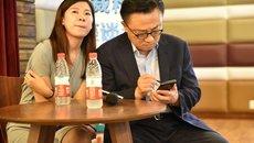 CEO Samsung bị bắt gặp khi đang sử dụng Galaxy Note 9