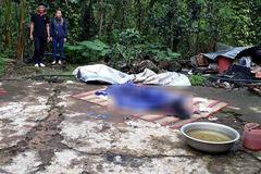 Con rể chém chết mẹ vợ khi không đòi được sính lễ