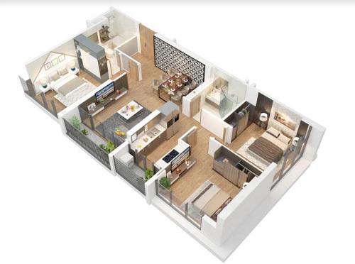 Eco-Green Saigon - thêm lựa chọn an cư ở khu Nam TP.HCM