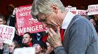 Wenger tuyên bố sốc: Ở Arsenal 22 năm là sai lầm lớn