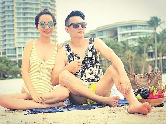 Quế Vân tung ảnh thân mật với Việt Anh sau lùm xùm hẹn hò