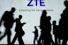 Lệnh cấm ZTE khiến nhiều công ty viễn thông xem xét lại chiến lược kinh doanh