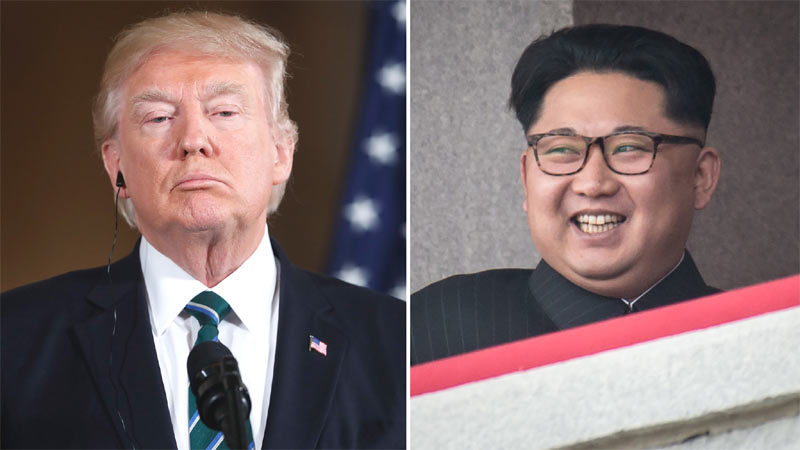 Triều Tiên,hạt nhân Triều Tiên,Kim Jong Un,Donald Trump,Tổng thống Mỹ