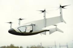 Taxi bay của Rolls-Royce có thể di chuyển 402 km/giờ