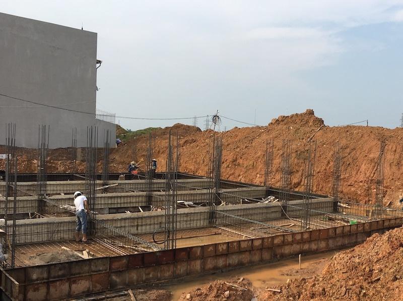 khu đô thị Thương mại Vĩnh Tường,siêu dự án,Vĩnh Phúc