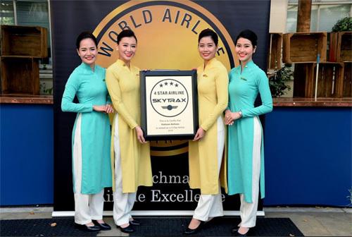 Vietnam Airlines 'nhắm đích' 5 sao