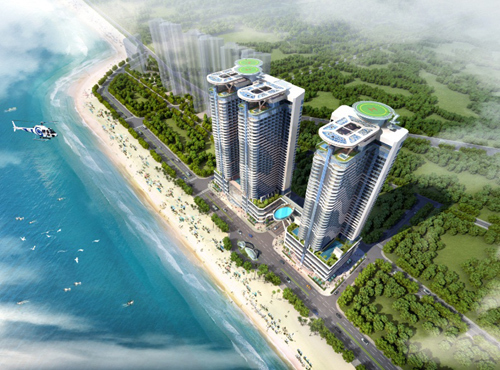 Swisstouches La Luna Resort- biểu tượng mới của Nha Trang