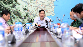 Bão Sơn Tinh đổ bộ, Thanh Hoá đến Nghệ An hứng nặng nhất