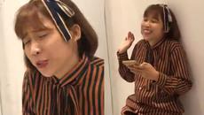 Cô gái siêu dễ thương hát Doremon làm người nghe thổn thức