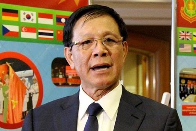 Phan Văn Vĩnh,Nguyễn Thanh Hóa,trung tướng Phan Văn Vĩnh,Phan Sào Nam,Rikvip