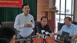 Đề nghị điều tra vụ gian lận thi cử ở Hà Giang