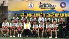 Đội bóng Thái chính thức giải mã các bí ẩn về vụ mắc kẹt