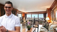 Ronaldo bán mọi thứ ở Madrid, dọn đến nhà cũ của Zidane