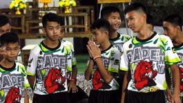 Thế giới 24h: Hé lộ bất ngờ của đội bóng Thái Lan