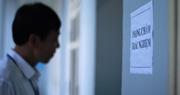 Hai thanh tra chấm thi tại Hà Giang vắng mặt không phép trong buổi quét bài thi