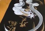 Đến Nhật Bản xem nghệ thuật vẽ rồng một nét độc đáo
