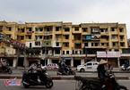 Cưỡng chế giải phóng mặt bằng chung cư tiền tỷ hoang tàn trên đất vàng Hà Nội