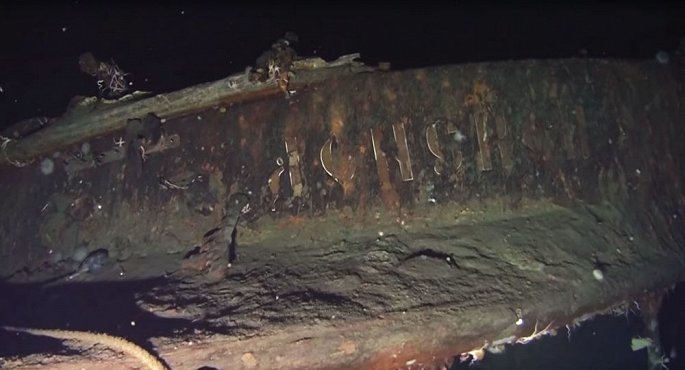 Bất ngờ tìm thấy kho báu 200 tấn vàng 100 năm tuổi