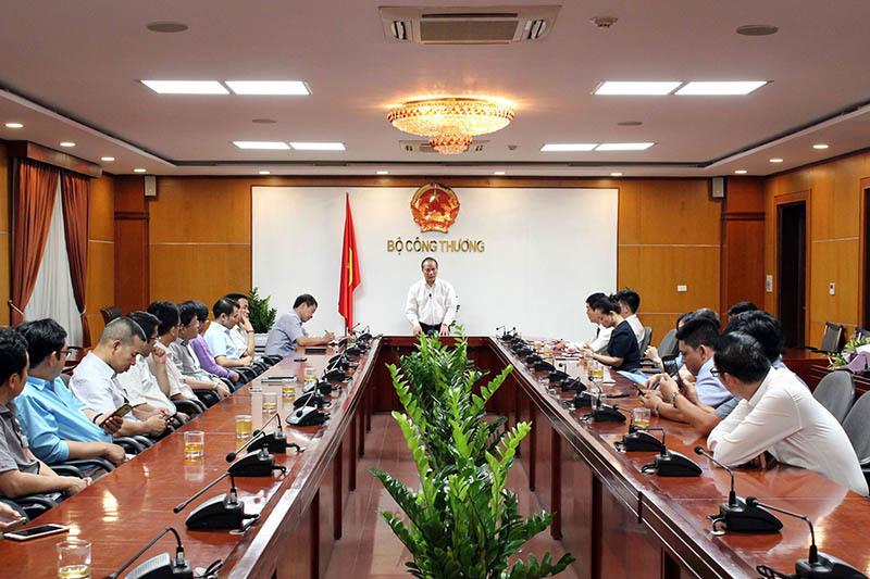 Bộ Công thương bổ nhiệm nhân sự 3 cơ quan