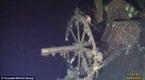 Cận cảnh chiếc tàu đắm 'chở 5.500 thùng vàng'