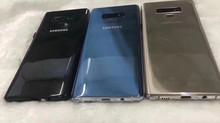 Chưa ra mắt, Galaxy Note 9 đã bị làm nhái