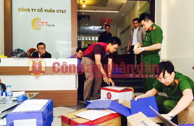 Cận cảnh 'kho tiền' khổng lồ thu được trong đường dây đánh bạc Phan Sào Nam