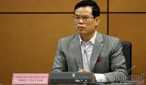 Bí thư tỉnh ủy Triệu Tài Vinh nói về con gái được nâng điểm