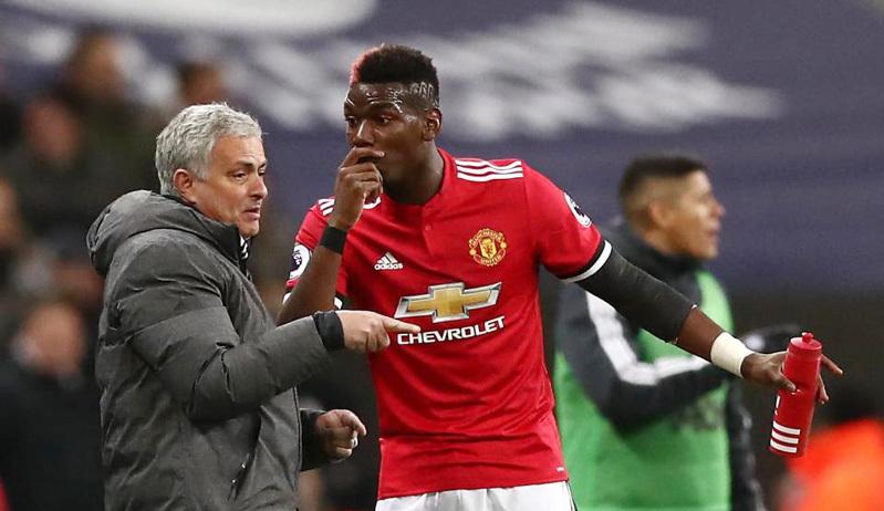 Mourinho khích Pogba: Hãy bùng nổ trong màu áo MU!