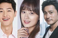 Song Joong Ki tái hợp Kim Ji Won sau 'Hậu duệ mặt trời'