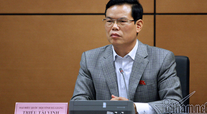 Bí thư Triệu Tài Vinh: 'Con gái tôi luôn ở trong top 10 của trường'