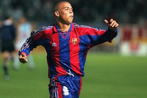 Ronaldo và 34 bàn La Liga 1996-97 cho Barca