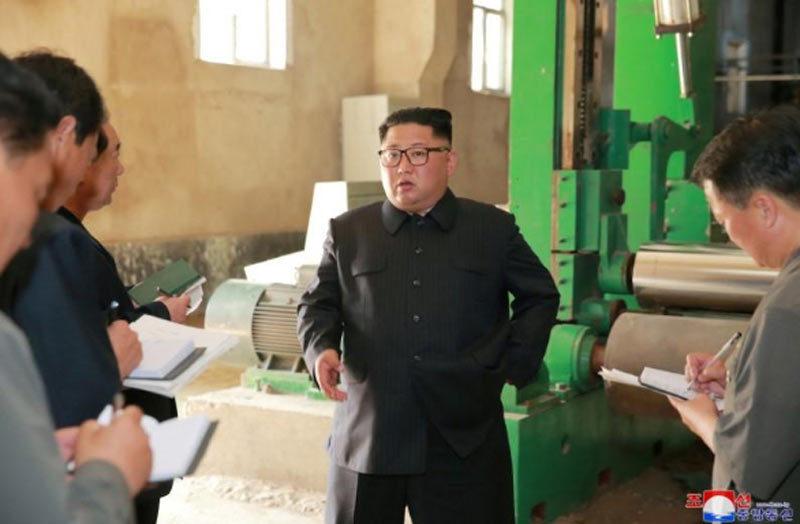 Vì sao Kim Jong Un liên tục nổi cáu với quan chức địa phương?