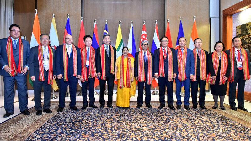 Ấn Độ,Ấn Độ-Thái Bình Dương,chủ quyền,Ngoại trưởng Ấn Độ,ASEAN