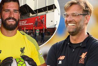 """Ra mắt Liverpool, Alisson tiết lộ tin nhắn """"bí mật"""" từ Salah"""