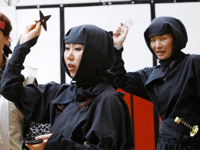 Đóng giả ninja lương 2 tỷ đồng vẫn không ai chịu làm