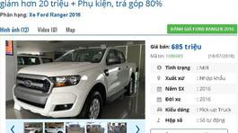 """Muốn có ngay các mẫu ô tô """"hot"""" này, khách Việt phải chi thêm gần trăm triệu"""