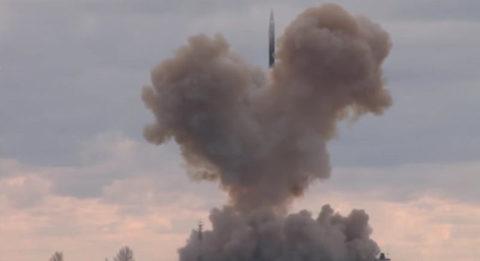 Tên lửa siêu thanh Avangard