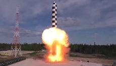 Nga công bố loạt video vũ khí hạt nhân mới