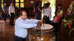 Thủ tướng thăm các 'địa chỉ Đỏ' tại Nghệ An