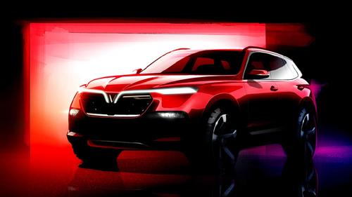 VinFast ra mắt xe mẫu tại Paris Motor Show