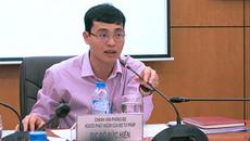 Bộ Tư pháp xin lỗi ông Lê Đình Vinh