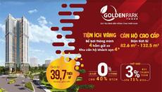 Golden Park Tower hút khách với chính sách bán hàng mới