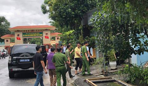 Hà Giang: Đang khám nhà ông Vũ Trọng Lươn