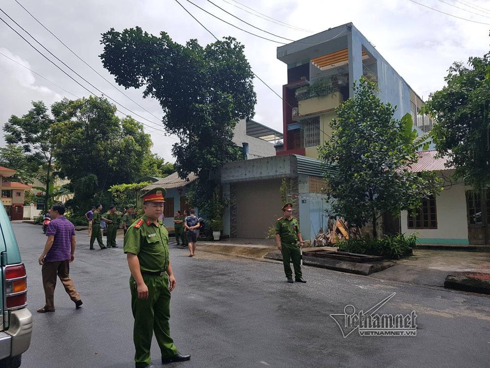 Vũ Trọng Lương,Gian lận thi cử,Điểm thi THPT quốc gia 2018,Điểm thi bất thường ở Hà Giang,khởi tố vũ trọng lương,bắt giam vũ trọng lương,Điểm thi