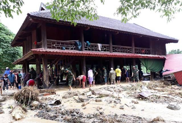 Lũ lụt ở miền trung,Lũ lụt ở Thanh Hóa,lũ lụt