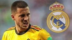 Real ép giá Hazard, Barca ký nhanh Willian