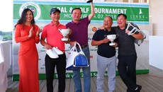Kết thúc giải Goal & Golf Tournament Moscow 2018