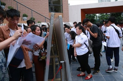 'Phù phép' điểm thi ở Hà Giang và niềm tin bị đánh cắp