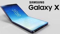 Samsung ra mắt điện thoại nắp gập giá 1.500 USD vào năm sau